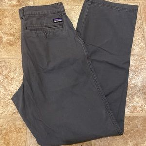 Men's Patagonia Duck Pants Sz 32 EUC